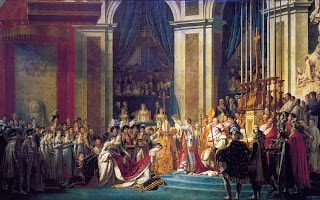 David, The Coronation of Napoleon