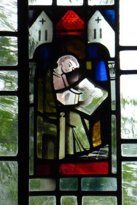 St Cuthbert at Beltingham Church (1)