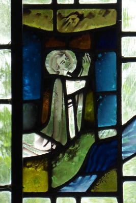 St Cuthbert at Beltingham Church (2)