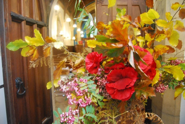 Flowers in All Hallows