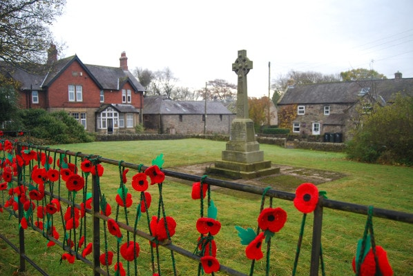 War Memorial, Bardon Mill